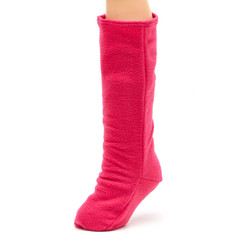 CastCoverz! Sleeperz! for Legs - Solid Berry Pink