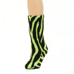 CastCoverz! Sleeperz! for Legs - Zebra Zing