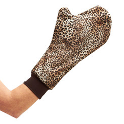 CastCoverz! Mittz! Dry - Cheetahlicious (Weather Resistant)