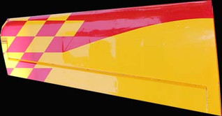 Wings, YAK55M,88in wing span, Scheme B, set of 2