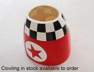 Cowling for Gee Bee R3