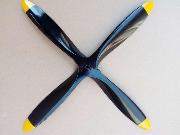 Dolphin RC 4 blade propeller