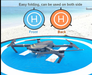 Mini Fast-fold Landing Pad D75cm Parking Apron