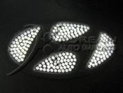 Hyundai Crystal Embedded Emblem