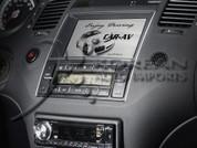 Azera In-Dash Audio/Video LCD
