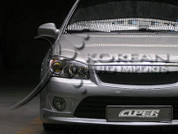 Spectra Cuper Body Kit