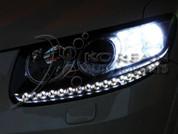 2007 Santa Fe LED Headlight Turn Signal Type 2