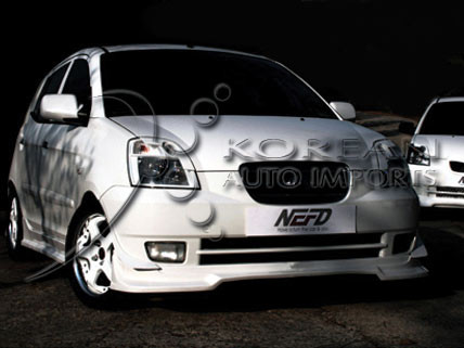 Picanto Nefd Body Kit Korean Auto Imports