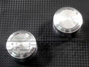 Captiva Aluminum Audio Knobs
