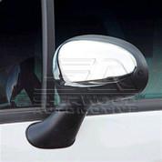 02-06 Matiz Chrome Mirror Covers
