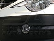 Actyon Chrome Fog Light Rings