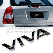 """Lacetti """"Viva"""" Letter Emblem"""