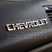 Lacetti / Forenza Chevrolet Letter Emblem