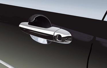 07+ Spectra Chrome Door Handle Covers