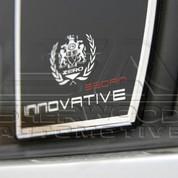 "Epica ""Innovative"" C-Pillars"