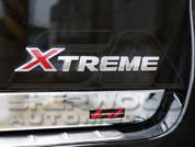 """Captiva """"Xtreme"""" Emblem"""
