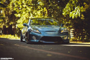 Genesis Coupe Cuper Body Conversion Kit