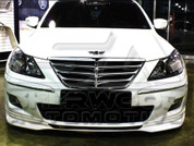 Genesis Sedan Front Bumper Valance