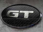 """Carbon GT """"Gran Turismo"""" Emblem"""