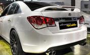 Chevy / Holden Cruze MyRide Rear LED Lip Spoiler