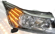 Chevy / Holden Cruze 2-way LED Headlight Turn Signal Modules