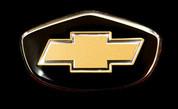 "Chevy / Holden Cruze ""Chevy"" Steering Wheel Emblem"