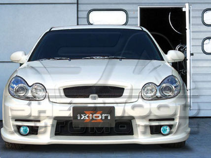 Sonata Ef Ixion Grill Korean Auto Imports