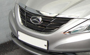 2011+ Sonata i45 Black Grill Decal Set