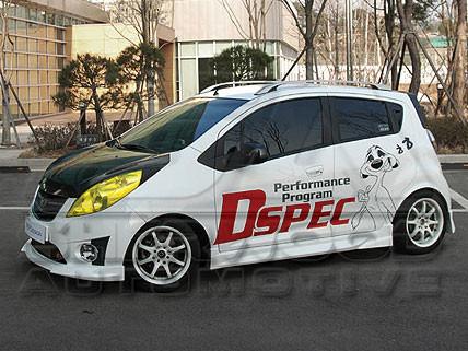 Chevy Holden Spark Nefd Body Kit Korean Auto Imports