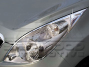 Chevy / Holden Spark Chrome Headlight Trim Set