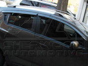 Chevy / Holden Spark Carbon Window Visors