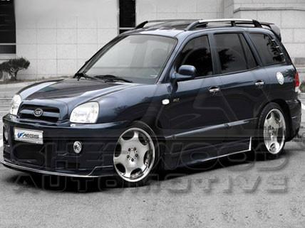 2006 Santa Fe Aegis Conversion Body Kit Korean Auto Imports
