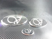 "i20 5 Door VIP Style ""V"" Emblem Package"