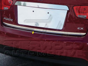 Forte Chrome Rear Deck Garnish