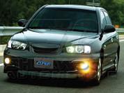 Elantra XD 5 door Cuper Front Bumper
