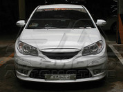 2007+ Elantra HD Cuper Front Bumper w/ Grill Type 2