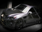 Genesis Coupe VEGA Body Conversion Kit Type 3