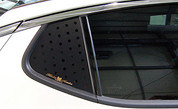 2011+ Kia Optima K5 Sport Window Decal Set 2012 2013 2014 2015