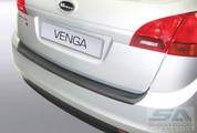 2012 + Venga Molded Rear Bumper Paint Guard Protector