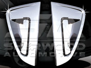 Chevy / Holden Spark Chrome C-Pillar Molding Set