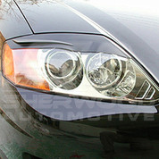 03-06 Tiburon Rotec Headlight Eyelids