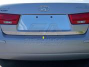 Sonata NF Chrome Trunk Lid Trim