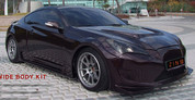 Genesis Coupe ZIN Wide Body Kit