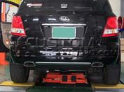 Sorento Incus Exhaust Tip