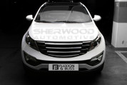 2011+ Sportage FNB Sport Front Grill