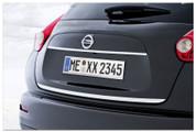 2010+ Nissan Juke Chrome Rear Garnish Bezel