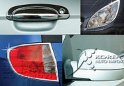 Getz / Click Best Sellers Chrome Trim Package