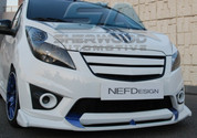 Chevy Spark NEFD C14S Front Bumper + Grill