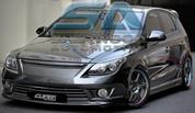 i30 Elantra Touring CUPER Front Bumper w/ Grill