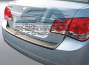2011 + Chevy / Holden Cruze MOLDED Rear Bumper Paint Guard Protector